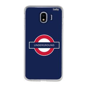 Capa Personalizada para Galaxy J4 - Underground - Husky