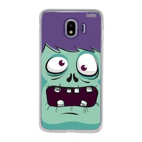 Capa Personalizada para Galaxy J4 - Zumbi - Husky
