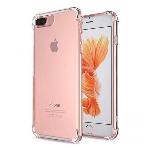 Capa Protetora de Silicone para Apple Iphone 7 Plus / Iphone 8 Plus