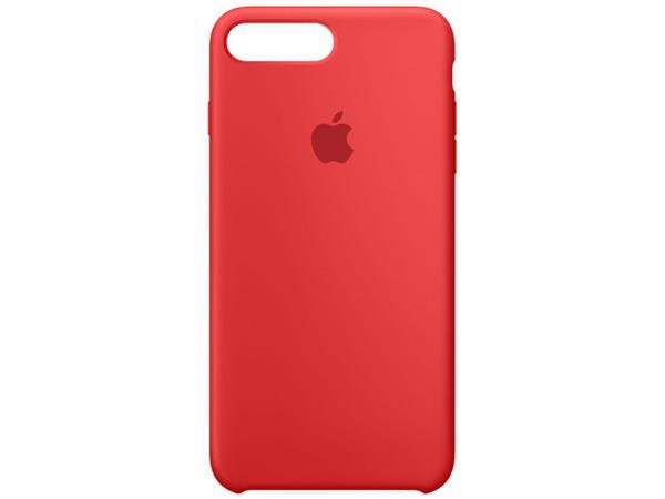 Capa Protetora de Silicone - para IPhone 7 Plus e IPhone 8 Plus Apple