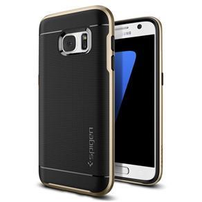 Tudo sobre 'Capa Protetora Spigen Neo Hybrid para Samsung Galaxy S7-Dourada'