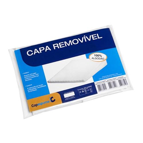 Capa Removível para Almofada Copespuma Anti-refluxo Adulto