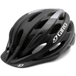 Capacete Ciclismo Giro Revel Preto Fosco