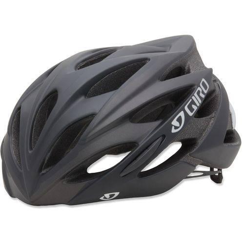 Capacete Ciclismo Giro Savant Preto Fosco