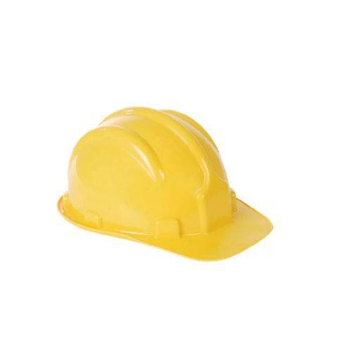 Tudo sobre 'Capacete Construção com Carneira Amarelo Worker'