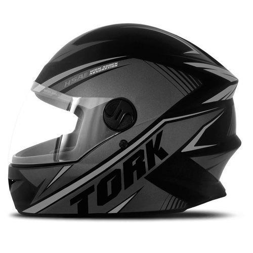 Capacete Moto Fechado Pro Tork R8 Prata