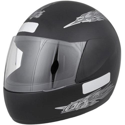 Capacete Moto Liberty Four Tam.56 Preto Fosco - Pro Tork