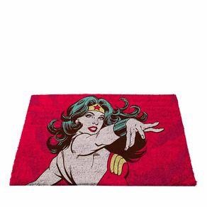 Tudo sobre 'Capacho Mulher Maravilha Dc Comics'