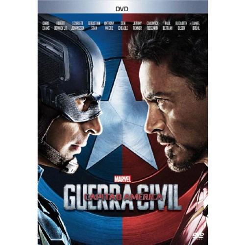 Capitão América Guerra Civil - Filme Ação