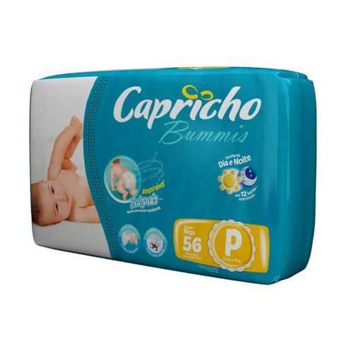 Tudo sobre 'Capricho Bummis Mega Fralda Infantil P C/56'