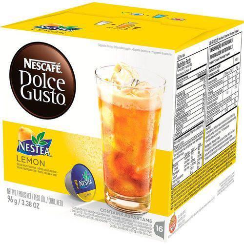 Tudo sobre 'Cápsula Nescafé Dolce Gusto Nestea Peach – 16 Cápsulas – Nestle'