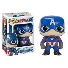 Captain America / Capitão América - Funko Pop Captain America Civil War