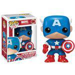 Captain America - Pop! - Marvel Universe - 06 - Funko