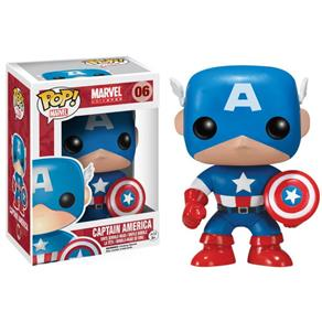 Captain America - Pop Marvel Universe - Funko
