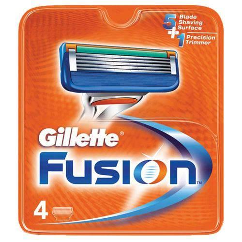 Tudo sobre 'Carga Gillette Fusion'