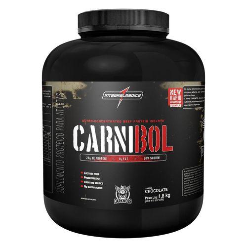 Carnibol 1,8kg Chocolate - Integral Médica