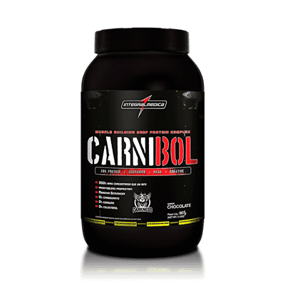 Carnibol 900G - Integralmédica (CHOCOLATE)
