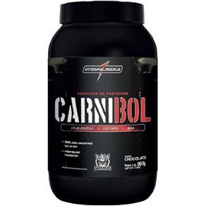 Carnibol 907g - Chocolate - CHOCOLATE - 907 G