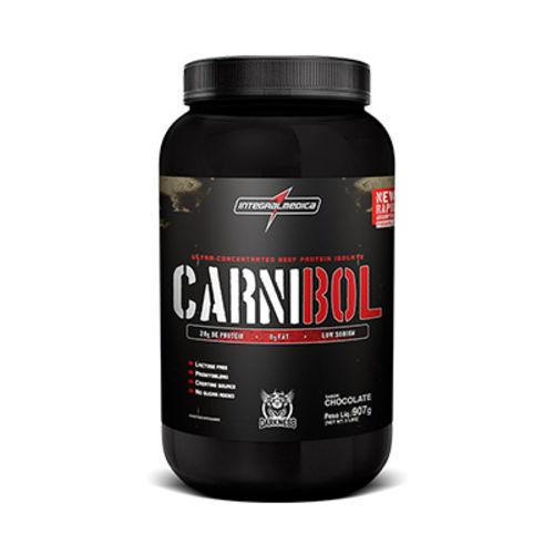 Carnibol (907g) Chocolate - Integralmedica