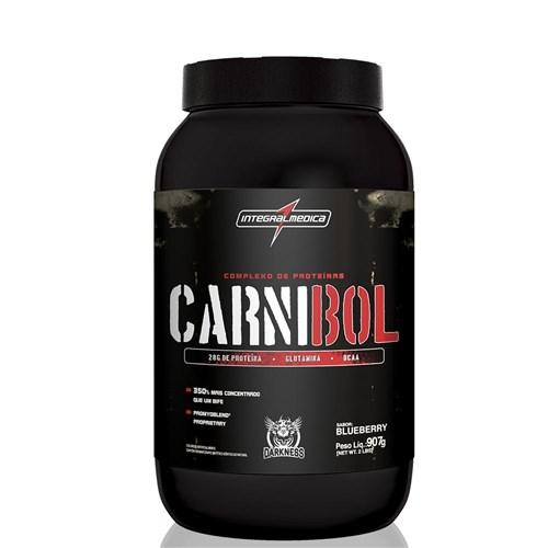 Carnibol 907g Darkness Integralmedica - NO8832-1