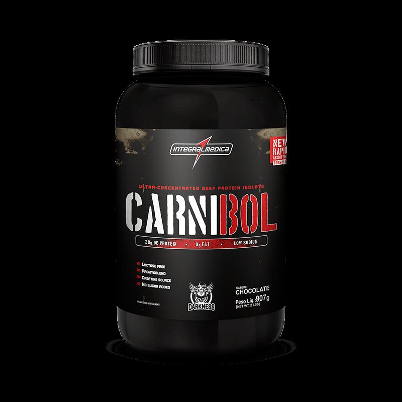 Carnibol 907g - Darkness - Integralmédica - PE889703-1