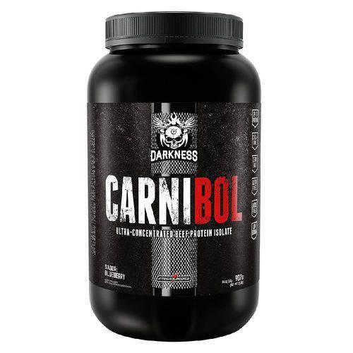 Carnibol (907g) Darkness - Integralmédica