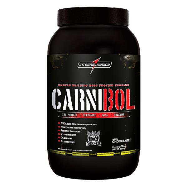 Carnibol (907g) - Darkness - Integralmédica