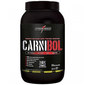 Carnibol Chocolate 907g V2 DARK Integralmedica - CHOCOLATE - 907 G