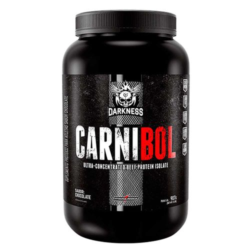 Carnibol Darkness 900g - Integralmedica