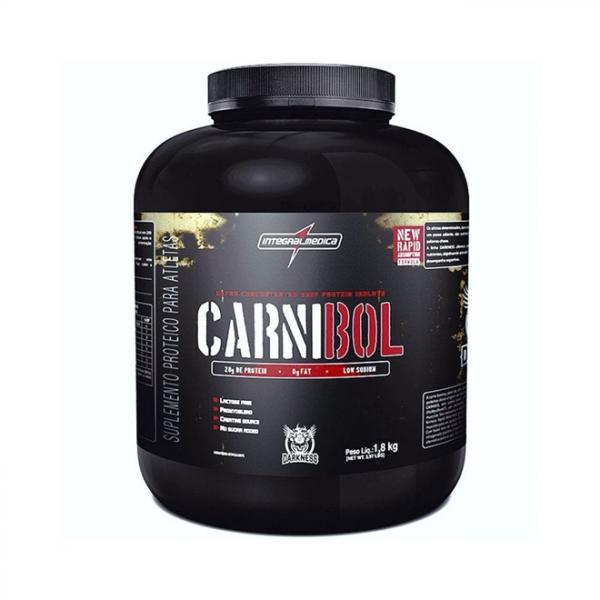 CARNIBOL INTEGRALMEDICA 1,8kg - CHOCOLATE
