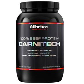 Carnitech 100% Beef Protein - Atlhetica - Chocolate