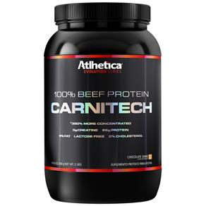 Carnitech 100% Beef Protein - Atlhetica Nutrition