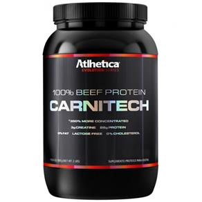 Carnitech 100% Beef Protein - CHOCOLATE