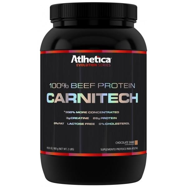 Carnitech Beef Protein - 900g - Atlhetica Nutrition