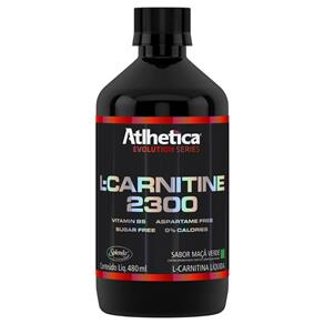 Carnitine 2300 (480Ml) - Atlhetica - Abacaxi