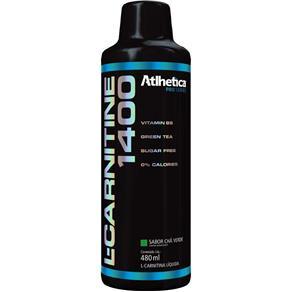 Carnitine 1400 - Atlhetica Nutrition - LIMÃO - 480 ML