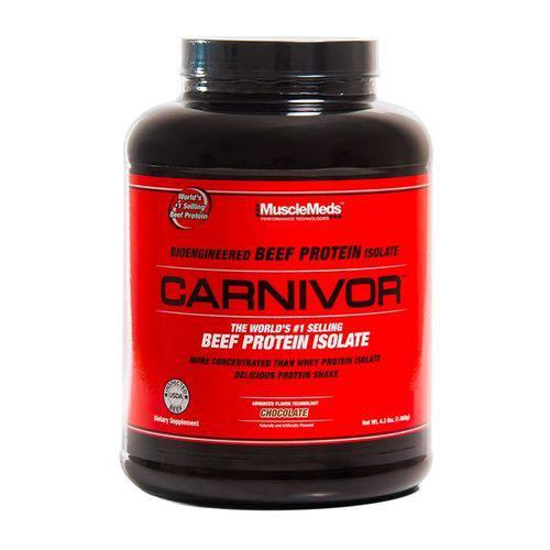 Tudo sobre 'Carnivor (4lbs/1800g) - MuscleMeds'