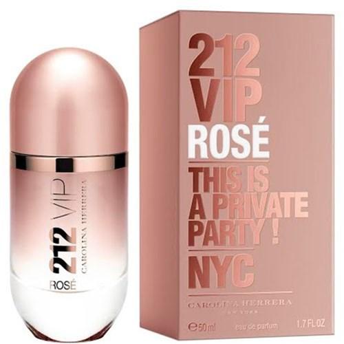 Carolina Herrera 212 Vip Rose Eau de Parfum - 50Ml