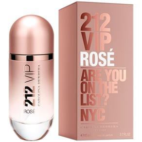 Carolina Herrera 212 Vip Rose Eau de Parfum - 80Ml