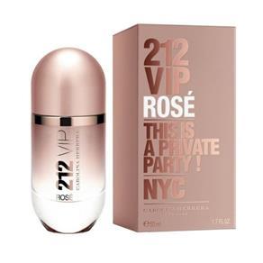 Carolina Herrera 212 VIP Rosé Eau de Parfum - Perfume Feminino 50ml