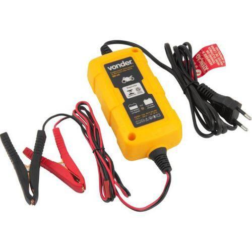 Carregador de Bateria 30A Inteligente para Moto CIB 003 VONDER