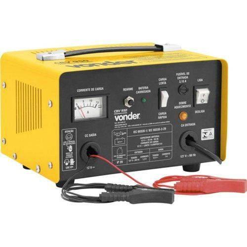 Tudo sobre 'Carregador de Bateria CBV950 Vonder'