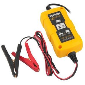 Carregador Inteligente de Bateria CIB 003 Moto VD 12V Bivolt-VONDER-6847003000