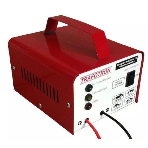 Carregador para Baterias 12v Cf5