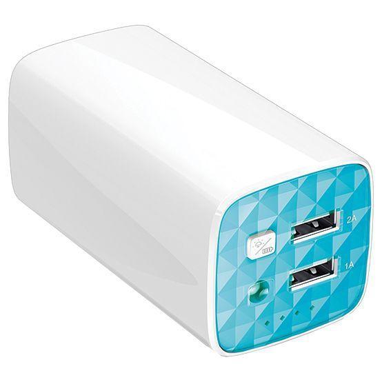 Carregador Portatil TP-Link TL-PB10400 Mha 5V com 2 USB - Tp-link Soho
