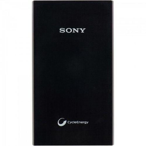 Carregador Portátil USB 10000mah Cp-v10a Preto Sony