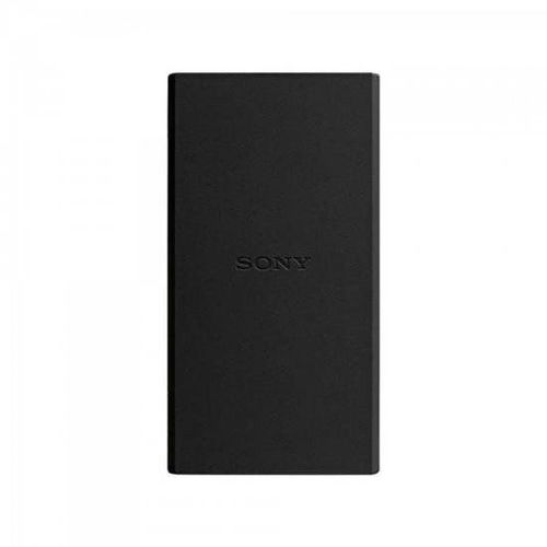Carregador Portatil USB 10000mah Cp-v10b Preto Sony