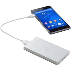 Carregador Portátil USB 5000mAh CP-S5 Prata SONY