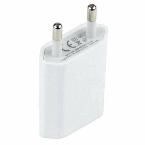 Carregador Tomada Plug Adaptador Fonte USB 5v 1a Bivolt Novo