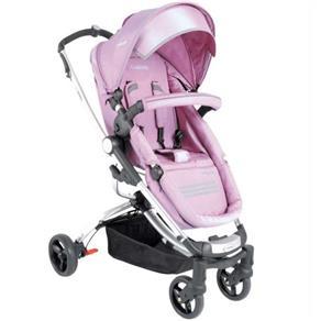 Carrinho de Bebê Eclipse Rosa